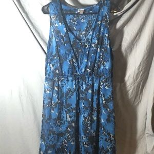Converse One Star blue/black sleeveless dress